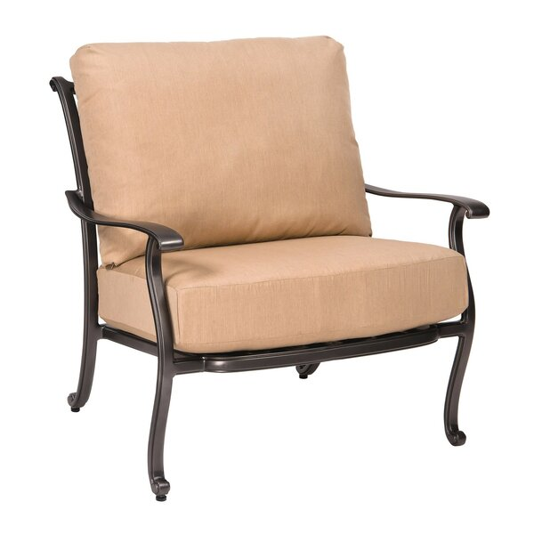 New Orleans Patio Chair by Woodard