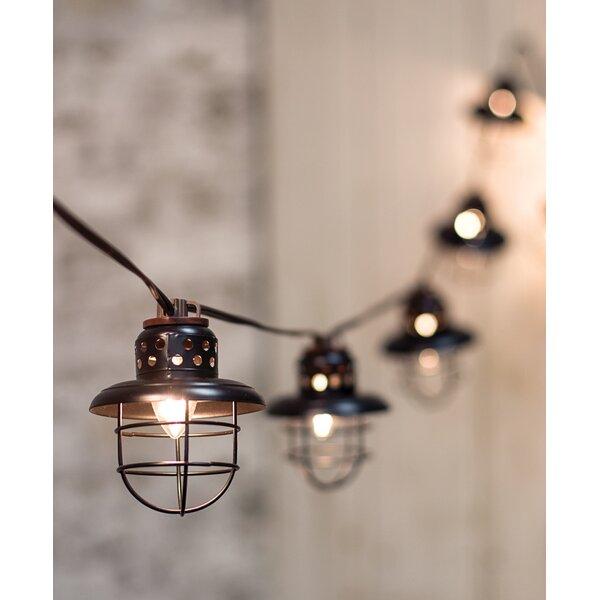 10 Light Lantern String Lights by Craft House Designs