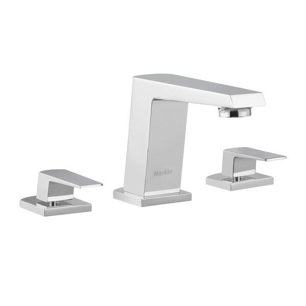 Augusta Widespread Bathroom Faucet by Maykke Maykke