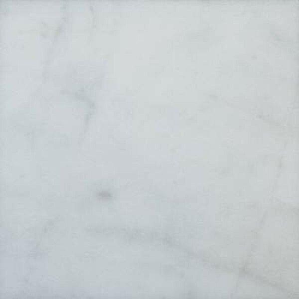 6 x 12 Marble Field Tile in Milas White by Ephesus Stones