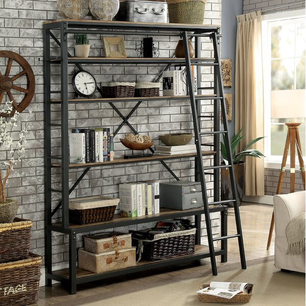 Nanette Etagere 2 Piece Bookcase by Greyleigh