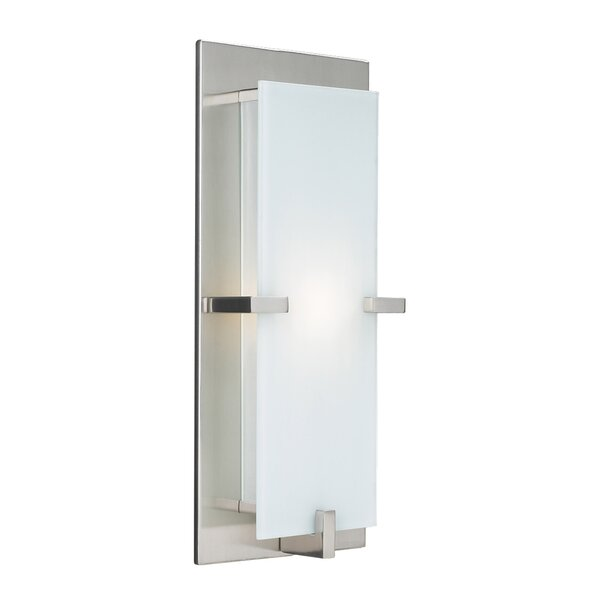 Altha Modern 1-Light Wall Sconce by Ivy Bronx