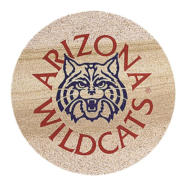 University of Arizona Collegiate Coaster (Set of 4) by Thirstystone