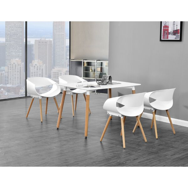Birdsong 5 Piece Dining Set by Wrought Studio