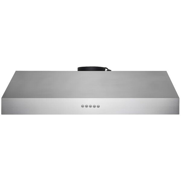 30 400 CFM Ducted Under Cabinet Range Hood by AKDY
