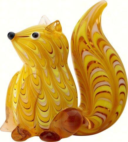 Cavanaugh Squirrel Figurine by Millwood Pines