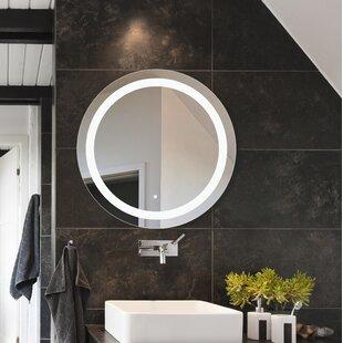 Looking for Pritchard LED Bathroom Mirror ByOrren Ellis