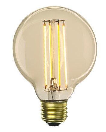 Nostalgic 5W E26 Medium Base LED Light Bulb (Set of 3) by Bulbrite Industries