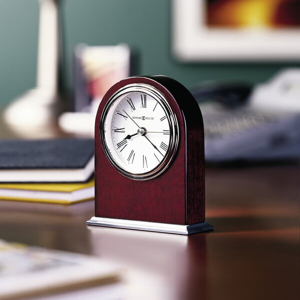 Walker Alarm Clock by Howard Miller®