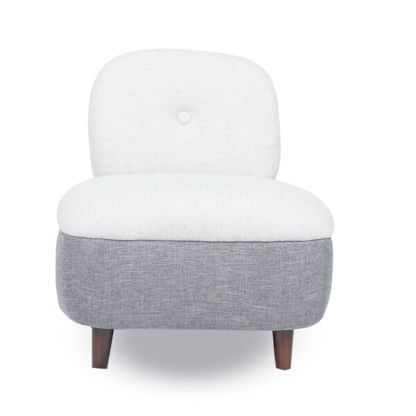 Flowers Lounge Chair by Wrought Studio