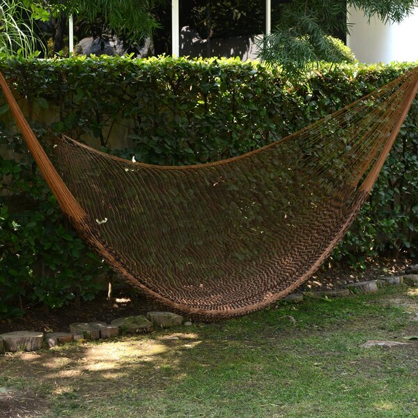Iyla Double Tree Camping Hammock by World Menagerie World Menagerie