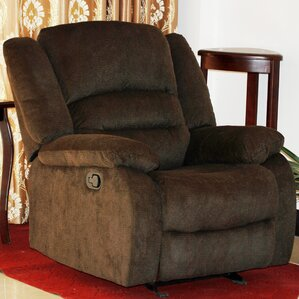 Manual Rocker Recliner by Container