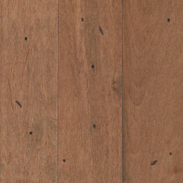 Glenwood 5 Engineered Hardwood Flooring in Amaretto by Mohawk Flooring