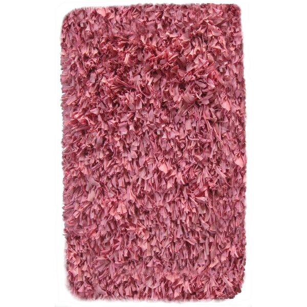 Calypso Jersey Pink Area Rug by IXI