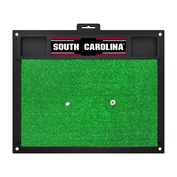 NCAA University of South Carolina Golf Hitting Mat by FANMATS