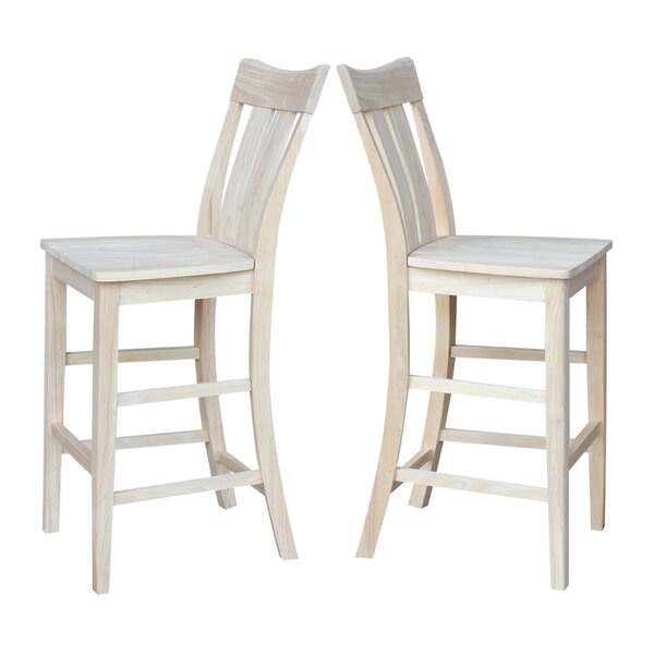 Dover 30 Bar Stool by August Grove