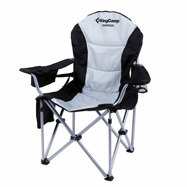 Amitee Deluxe Reclining Camping Chair by Freeport