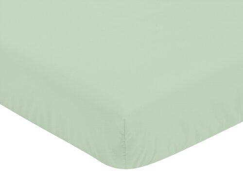 Mod Arrow Fitted Crib Sheet by Sweet Jojo Designs