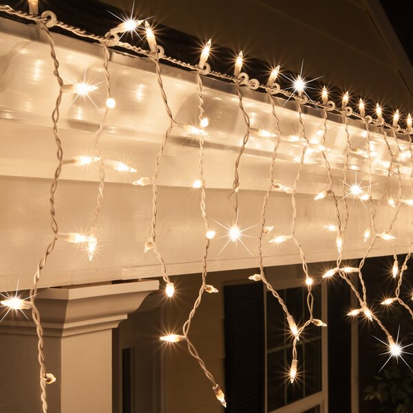 Mini Twinkle Icicle Light by Kringle Traditions