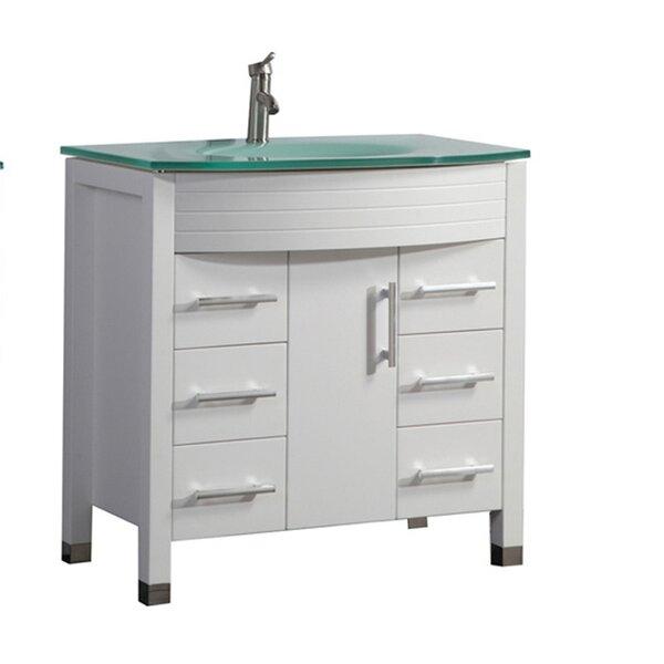Pratt Modern 36 Single Bathroom Vanity Set by Orren Ellis