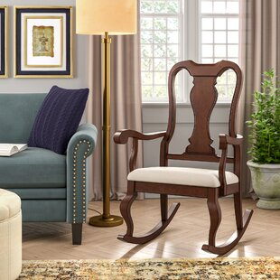 Sylvester Rocking Chair by Charlton Home