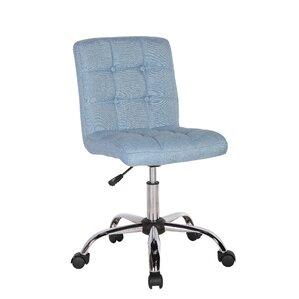 tufted desk chair | wayfair