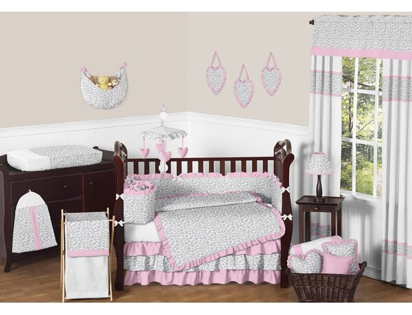 Kenya 9 Piece Crib Bedding Set by Sweet Jojo Designs