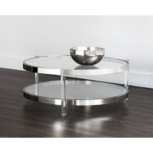 Moncasa Coffee Table by Sunpan Modern