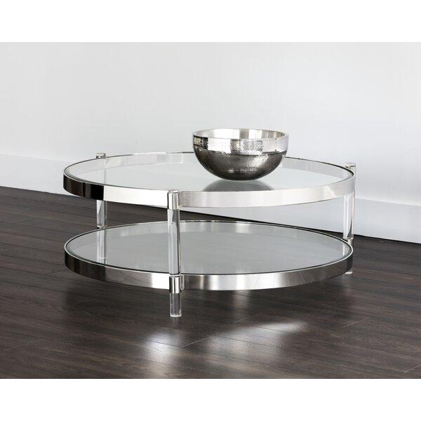 Moncasa Coffee Table by Sunpan Modern