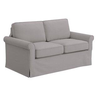 Torquay Modern Arm Slipcover Sofa