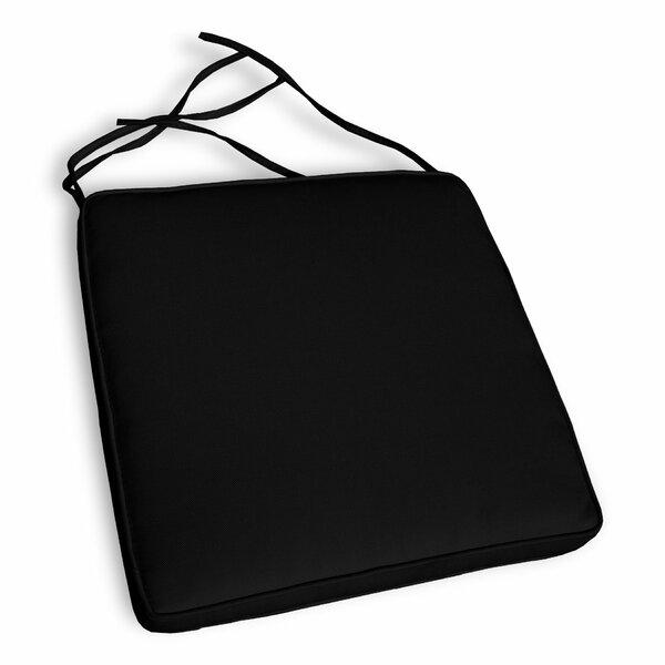 Kesler Indoor/Outdoor Sunbrella Dining Chair Cushion (Set of 2) by Brayden Studio