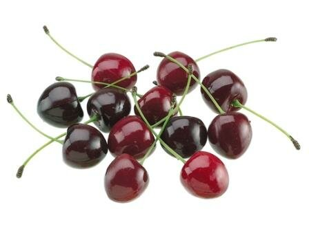 Faux Cherries (Set of 12) by Charlton Home