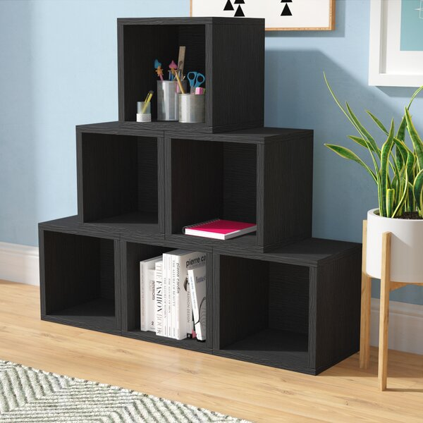 Andrade Cube Unit Bookcase by Wrought Studio