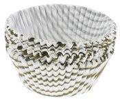 Regular Swirl Muffin Cups (75 Count) by Norpro