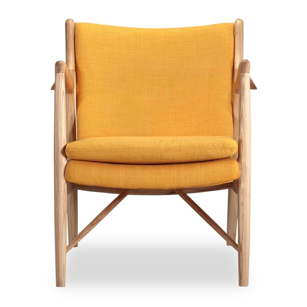 Rashad Armchair by Corrigan Studio