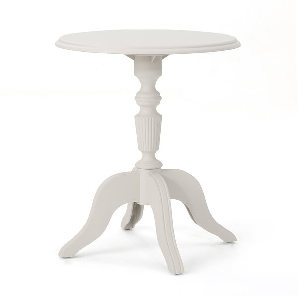 Kayleigh Outdoor End Table by Gracie Oaks