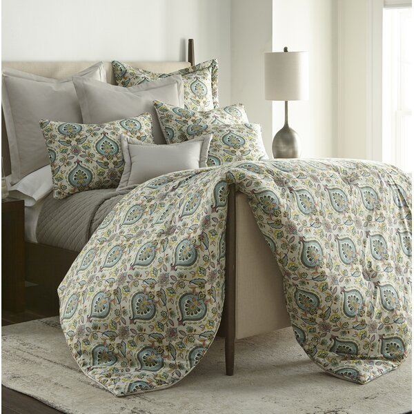 Mucci Cotton 3 Piece Comforter Set