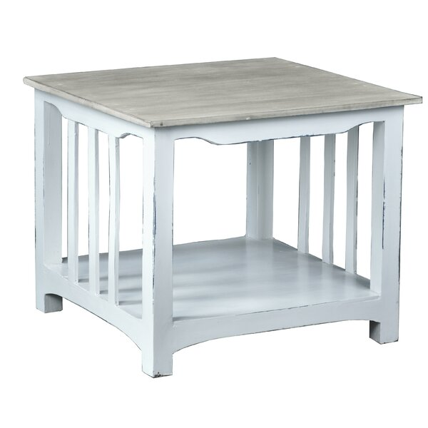 Elena End Table by Rosalind Wheeler Rosalind Wheeler