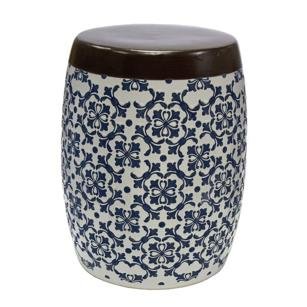 Waldron Garden Stool by Bungalow Rose