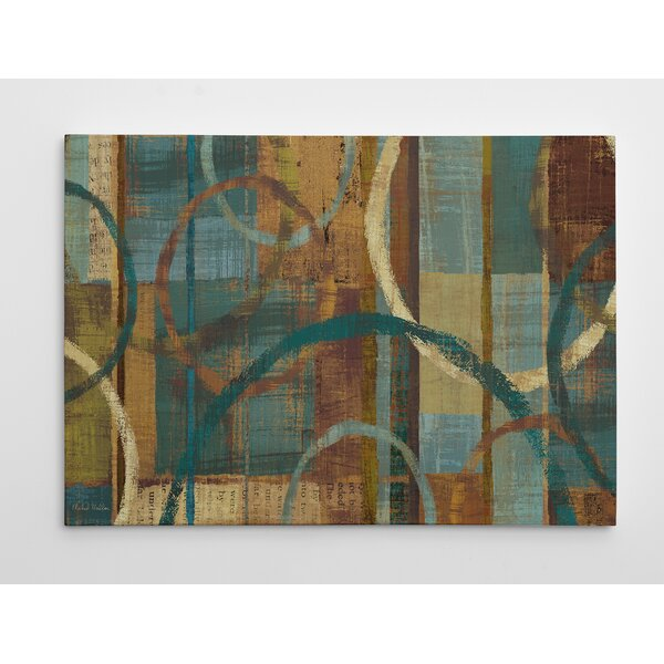 Tranquility by Michael Mullan Painting Print on Wrapped Canvas by Wexford Home