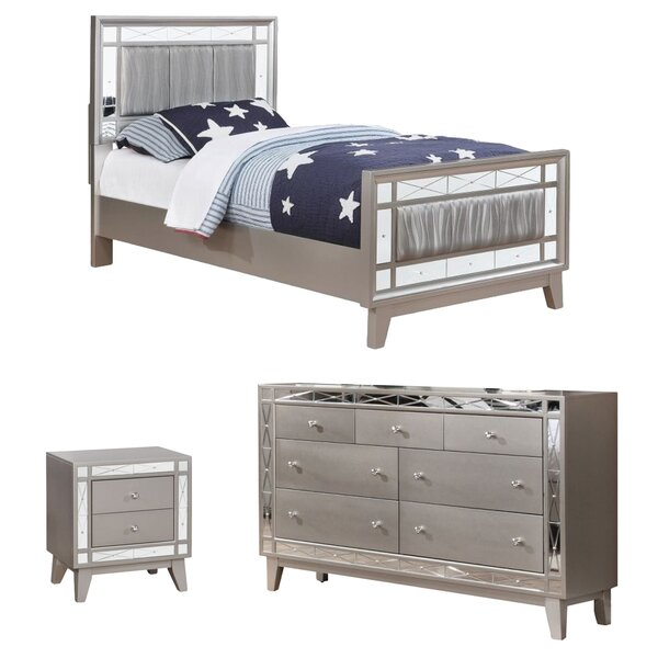 Jantzen Standard Configurable Bedroom Set by Mercer41