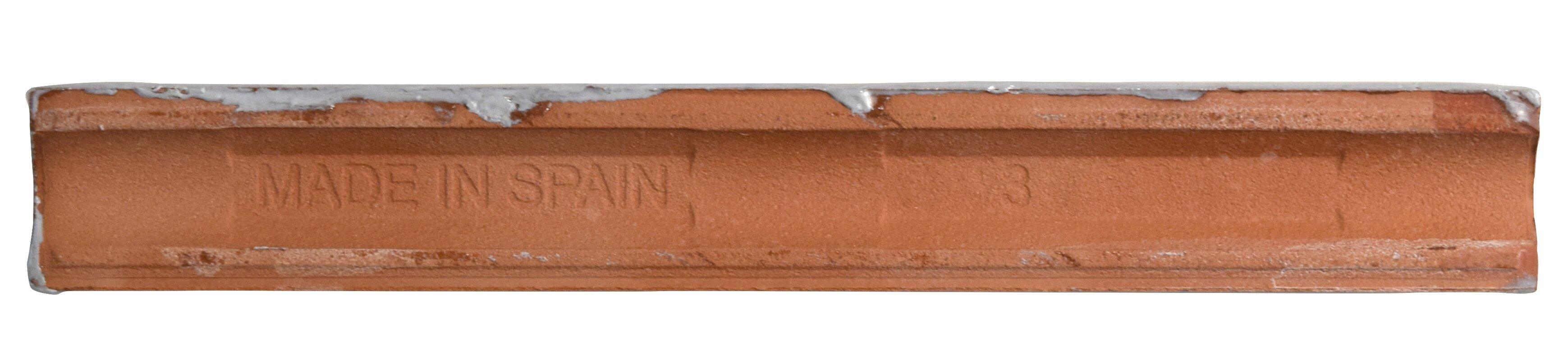 Elitetile antiqua craquelle 075 x 6 ceramic quarter round tile antiqua craquelle 075 x 6 ceramic quarter round tile trim in dailygadgetfo Images