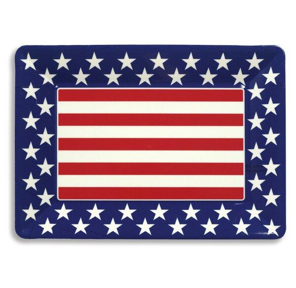 Patriotic Tray by Creative Converting