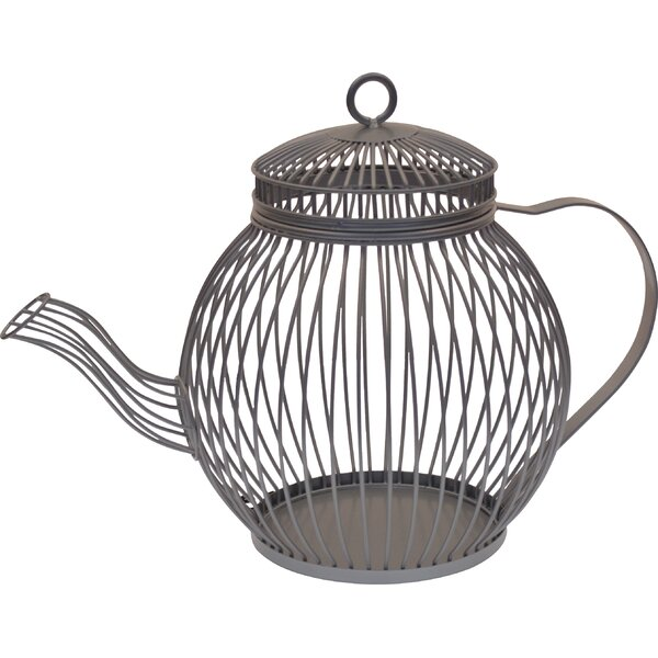 Wire Teapot K-Cup Pod Holder by Boston International