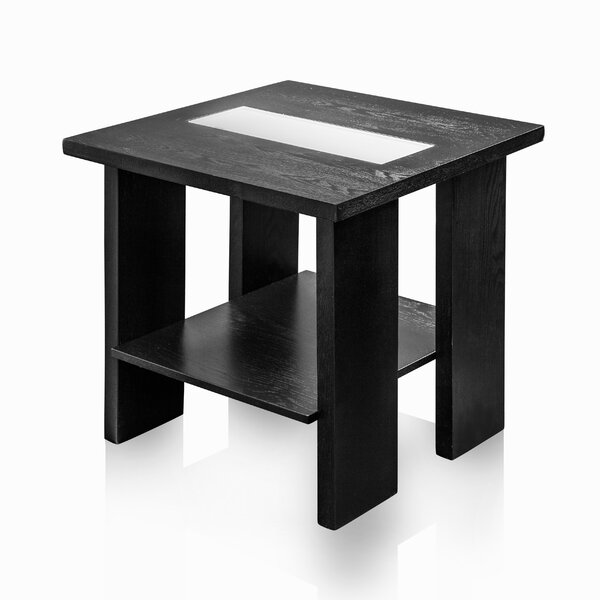 Liluxe End Table By Hokku Designs