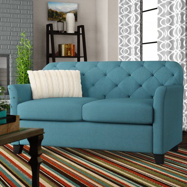 Amabel Loveseat By Andover Mills Best