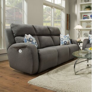 Grand Slam Reclining Sofa by Southern Motion