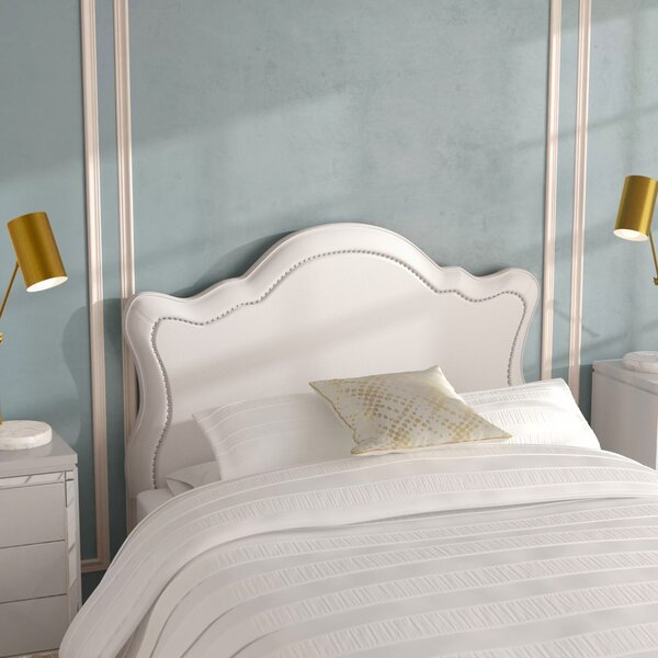Ahren Upholstered Panel Headboard by Willa Arlo Interiors