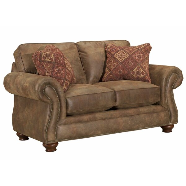 New Chic Laramie Loveseat Snag This Hot Sale! 70% Off