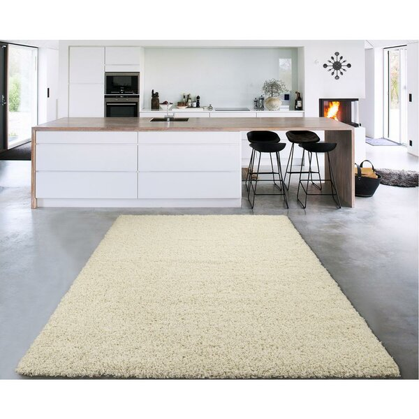 Cozy Ivory Area Rug by sweet home stores